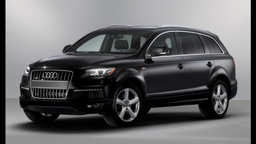Audi Q7 ganha versão de entrada Ambiente no Brasil por R$ 305,9 mil