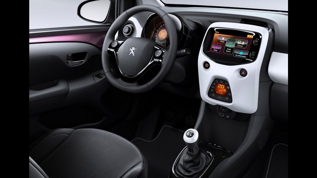 Miniatura Do 308 Peugeot 108 E Lancado No Uruguai Por Salgados R 72 3 Mil