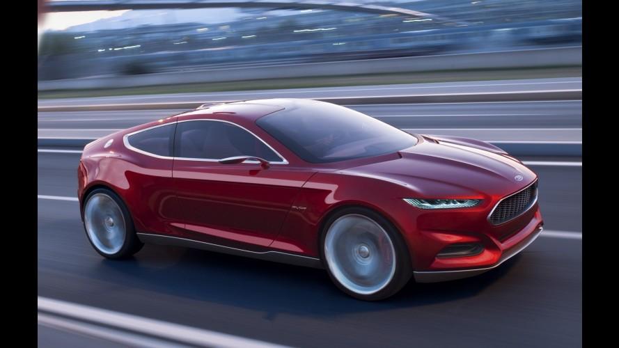 Ford Europa quer novo cupê para ficar abaixo do Mustang; CEO da marca rejeita ideia