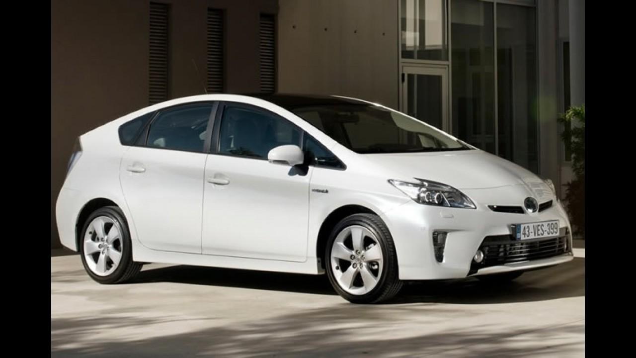 JAPÃO: Veja a lista dos carros mais vendidos em outubro de 2012