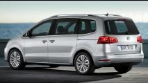 Volkswagen lança nova geração da minivan Sharan com motor 2.0 TSI na Malásia