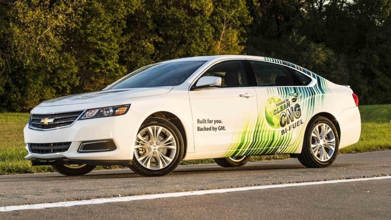 Chevrolet Impala terá versão bicombustível nos EUA em 2014