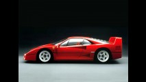 Carros para sempre: Ferrari F40, a bisavó da LaFerrari