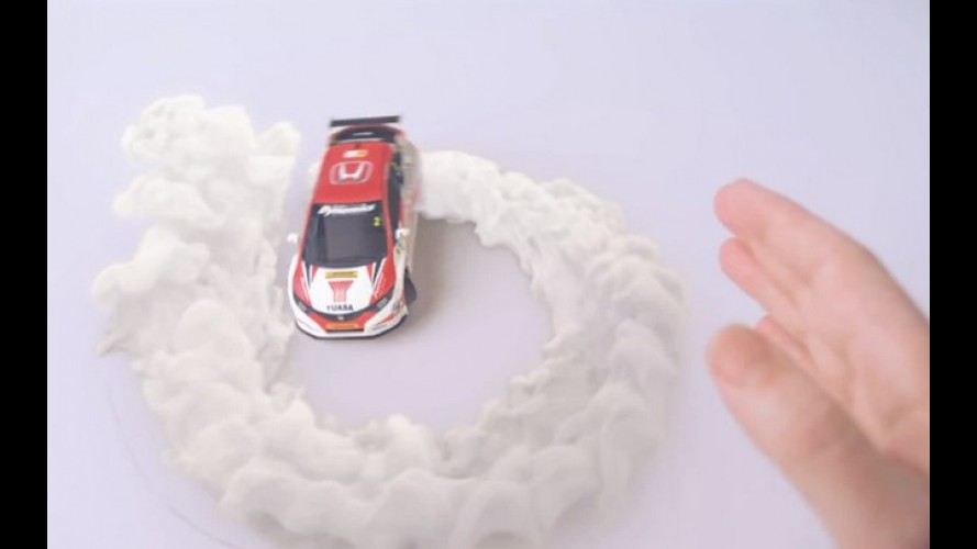 Honda divulga vídeo para celebrar seus 65 anos