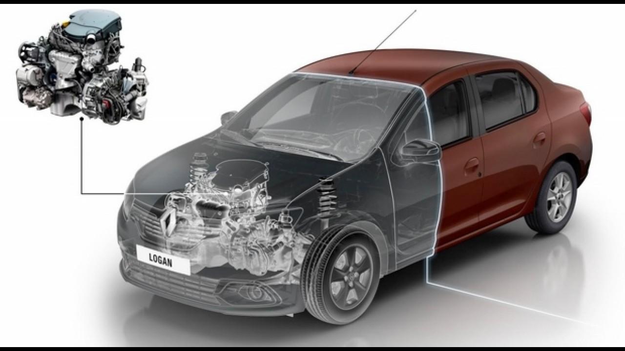 Renault alcança marca de 3 milhões de motores produzidos no Brasil