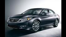 Honda vai adotar uma plataforma comum para o Civic, Accord e CR-V