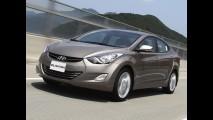 Hyundai Elantra e Azera recebem Prêmio de Veículo Ideal da AutoPacific