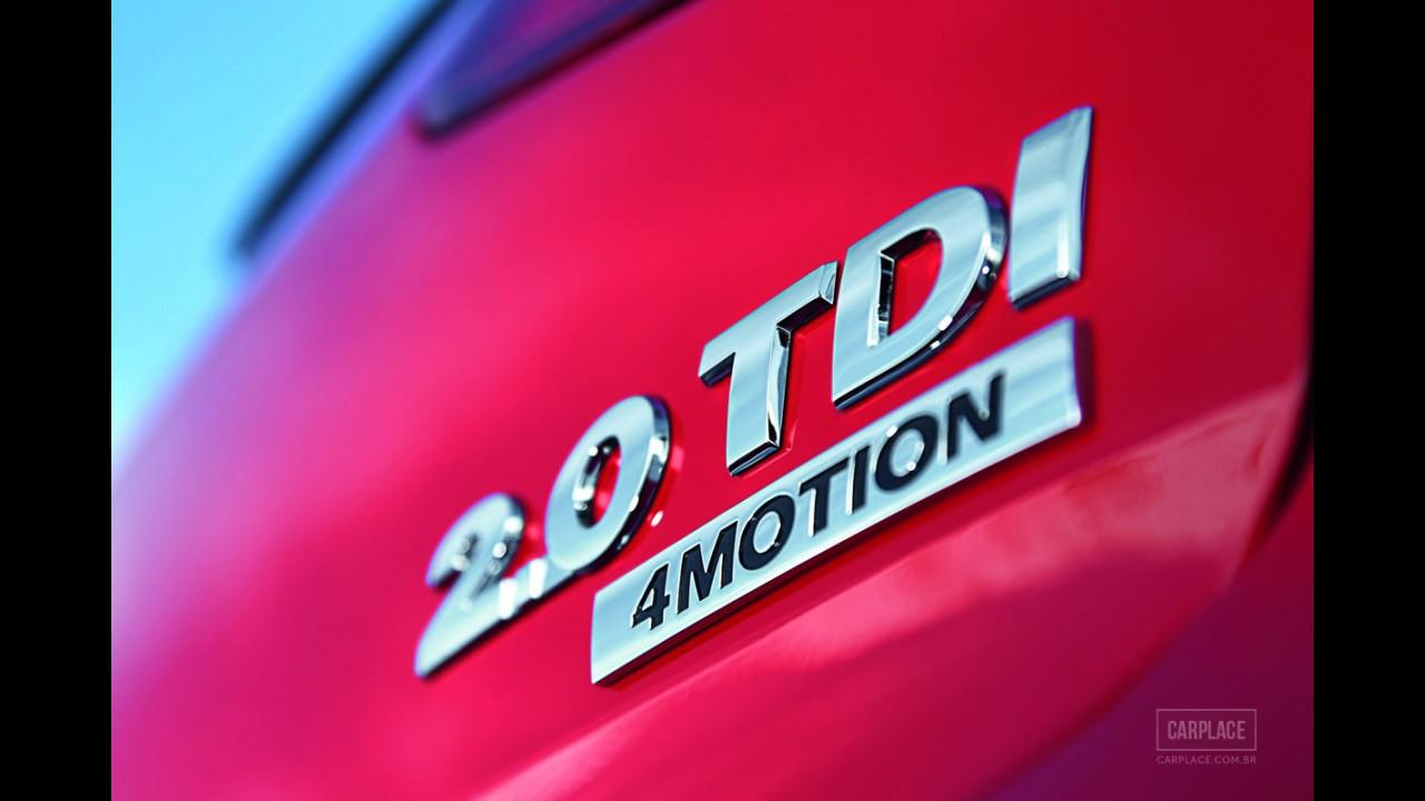 Novo Golf ganha tração integral 4Motion - Consumo é de 22,2 km/litro
