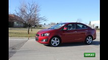 Avaliamos o Novo Chevrolet Sonic em Detroit - Veja fotos de todos os detalhes