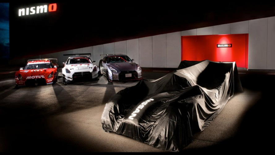 Nissan GT-R LM Nismo, o Godzilla, está a caminho de Le Mans