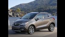 Recall: Buick Encore é chamado por risco de perder o volante