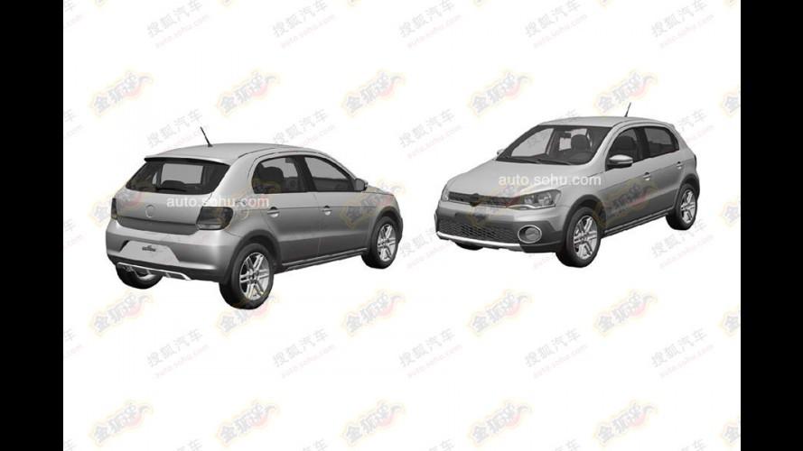 Volkswagen registra patentes do Gol Rallye na China