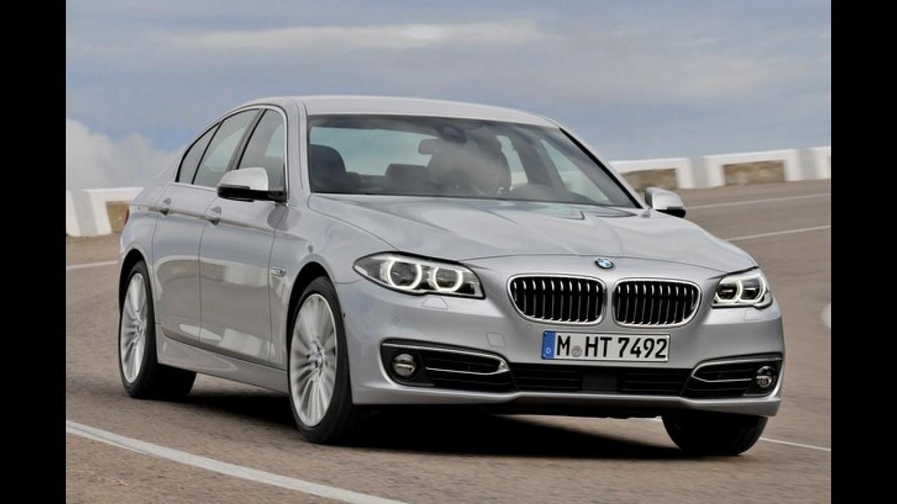 Análise CARPLACE (sedãs premium): A3 Sedan dispara; BMW lidera duas categorias