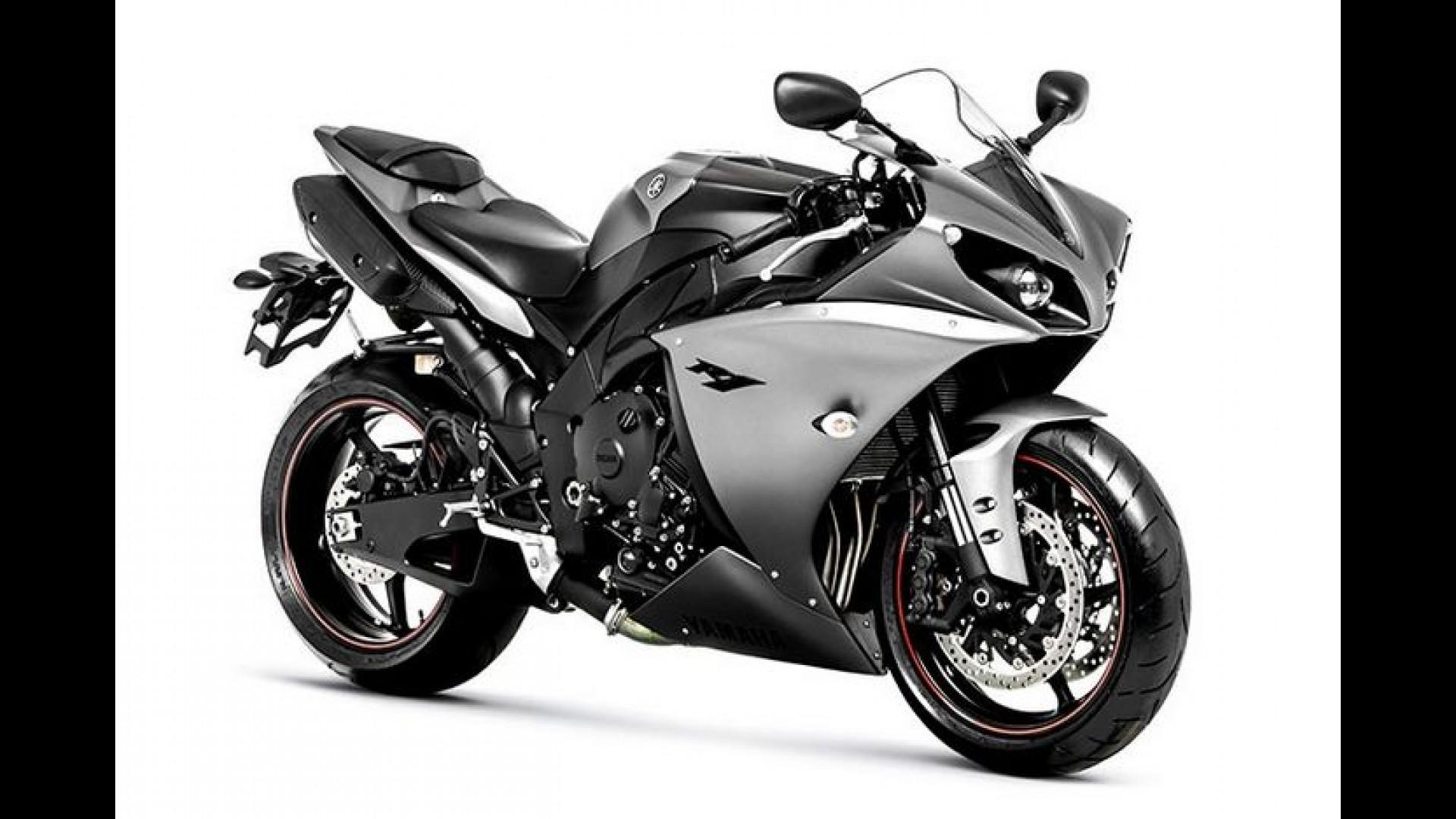 Yamaha Yzf R1 2014 Chega Por R 65 5 Mil Com Novas Opcoes De Cores