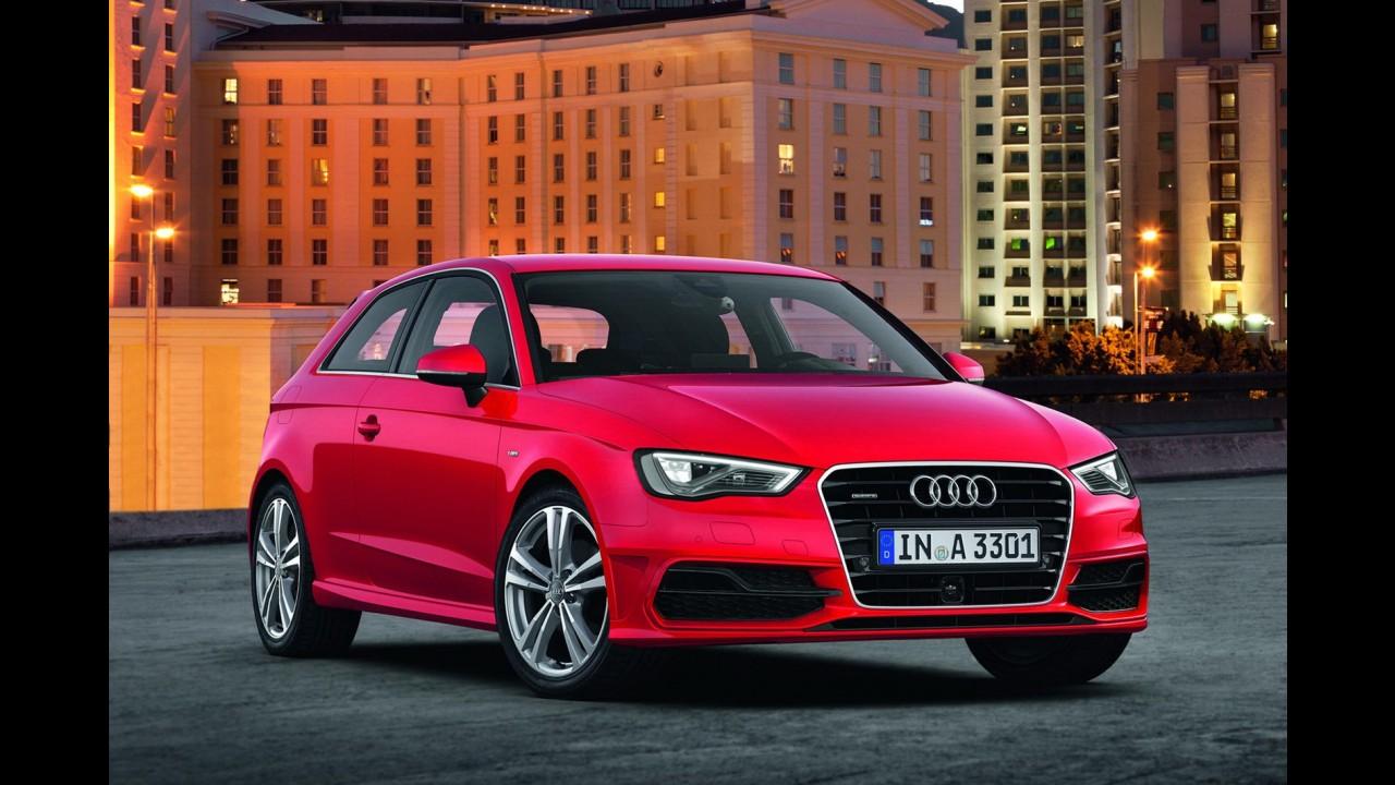 Salão de Genebra: Audi revela oficialmente a nova geração do A3