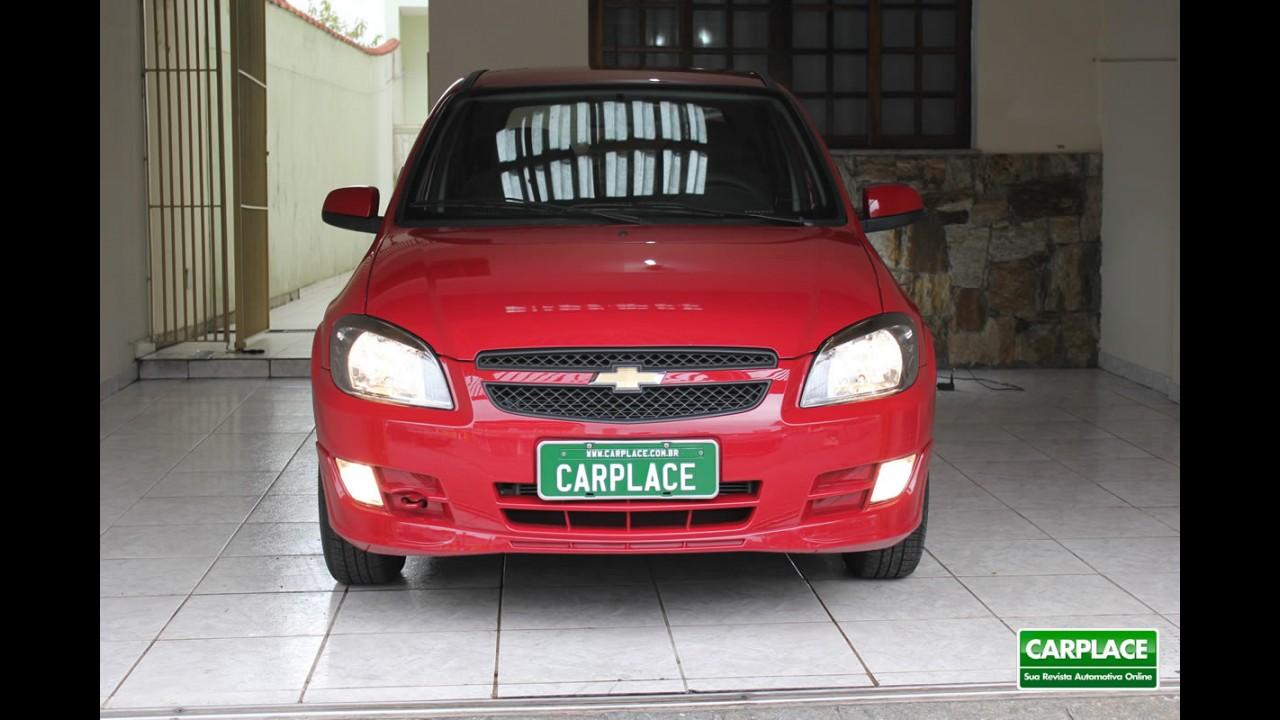 BRASIL, 1ª quinzena de março: Domínio da Fiat entre automóveis e comerciais leves; Fiesta se destaca