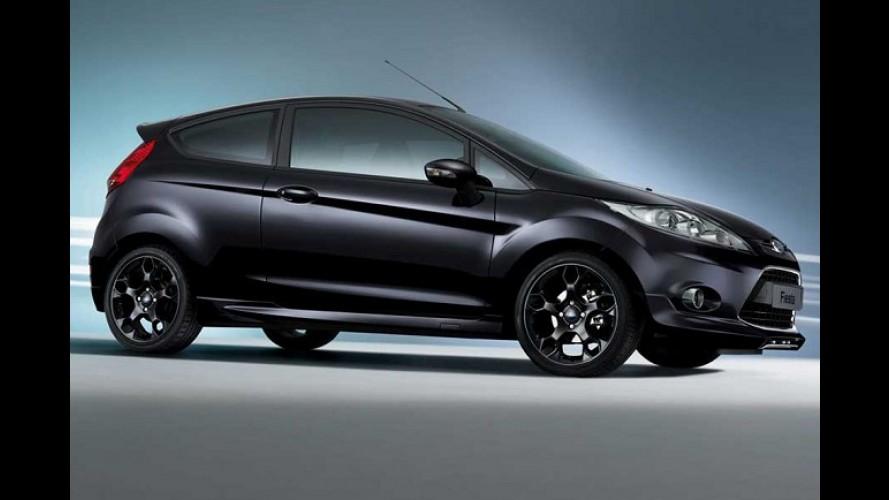 Ford lança edição Sport Special Edition para o Fiesta na Europa