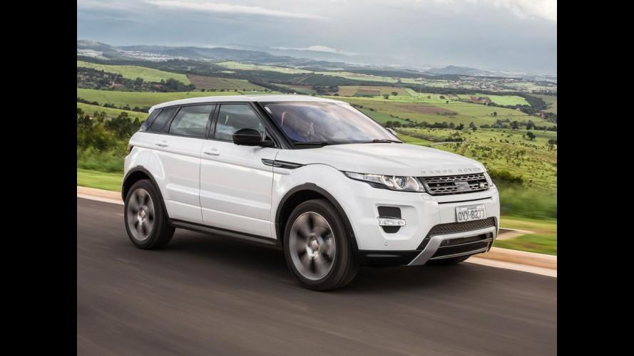 Land Rover produzirá na China ainda em 2014; Evoque será o primeiro