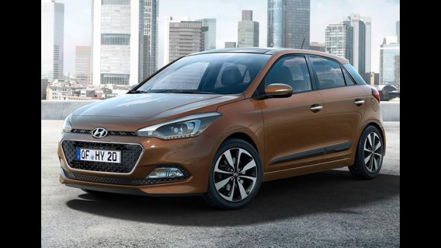 Novo Hyundai i20 - veja as primeiras fotos oficiais do primo rico do HB20