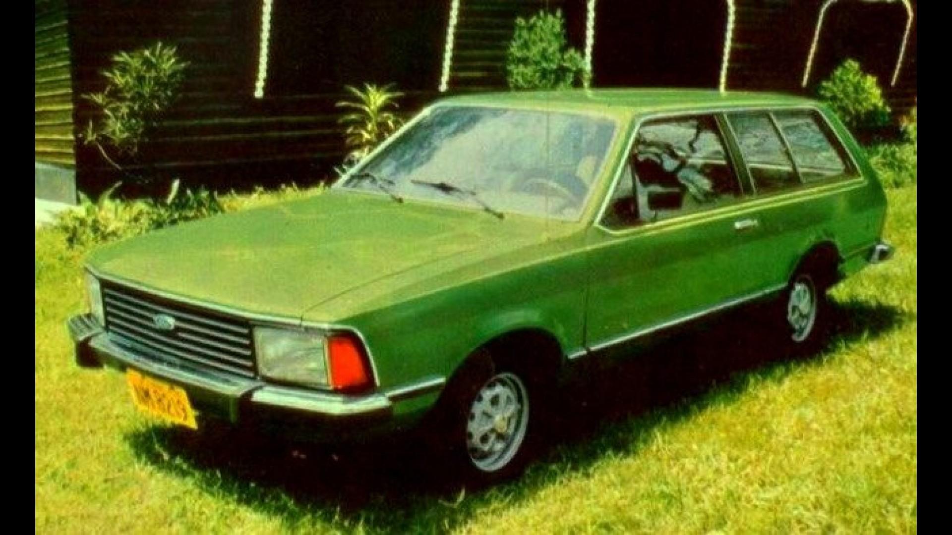 Carros para sempre: Ford Belina foi de pioneira a perua ...