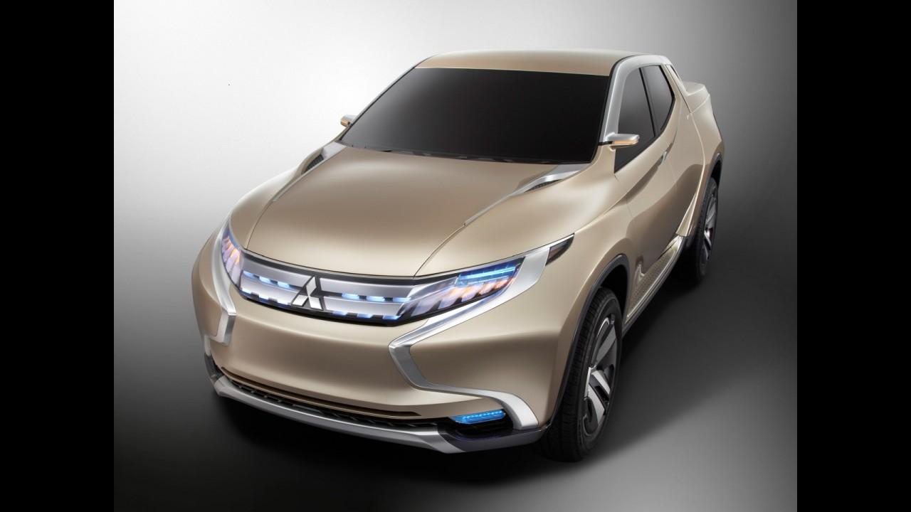 Será este o futuro da Mitsubishi L200 Triton? Conceito indica que sim