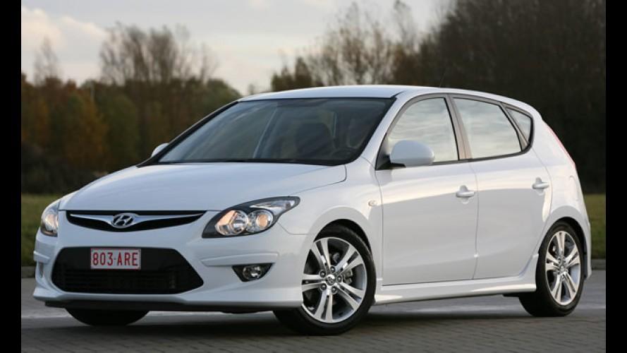 Hyundai lançará o i30