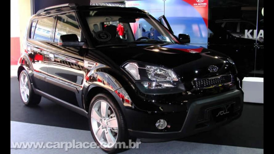 CARPLACE no QRX 2009: Kia Soul confirmado na 1ª quinzena de julho por R$ 50.990