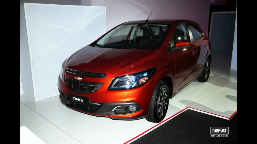 Novo Chevrolet Onix é revelado oficialmente