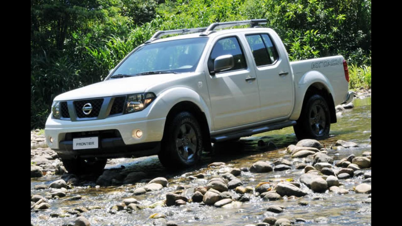 Vendas da Nissan no Brasil crescem 149% em julho