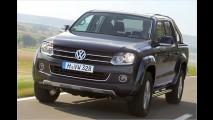 Volkswagen apresenta novidades para linha 2013 da picape Amarok na Europa