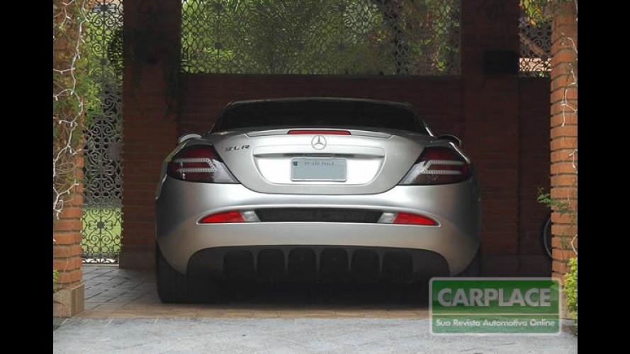 Mercedes-Benz SLR McLaren 2006: Sabe quanto custa o IPVA?