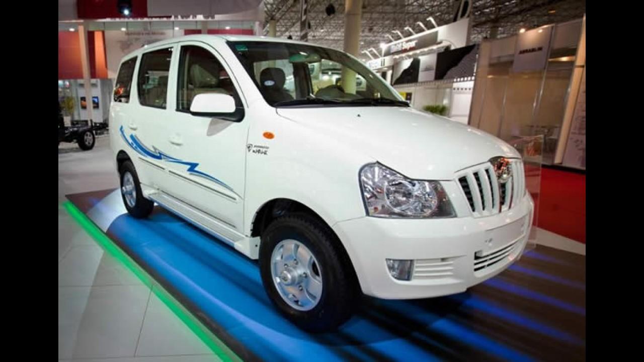 Mahindra anuncia lançamento de sete novos veículos nos próximos 18 meses