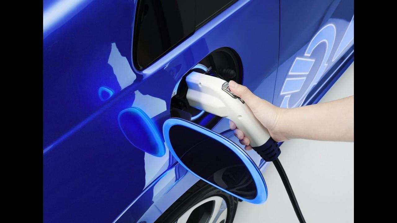 Fit Elétrico: Honda mostra o Fit EV Concept 2010 em Los Angeles