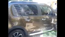 Citroën AirCross: Leitor envia fotos exclusivas que mostram detalhes do modelo