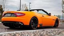 Maserati GranTurismo Convertible Sovrano by DMC
