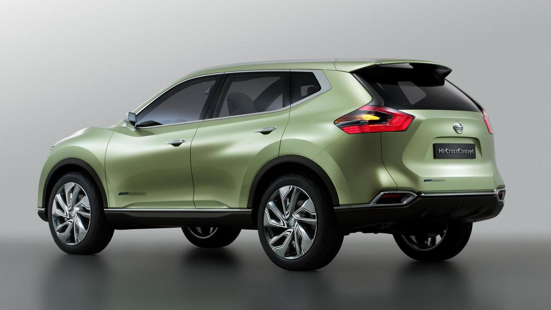 2017 Nissan Qashqai To Debut In November Plug Hybrid Due Report