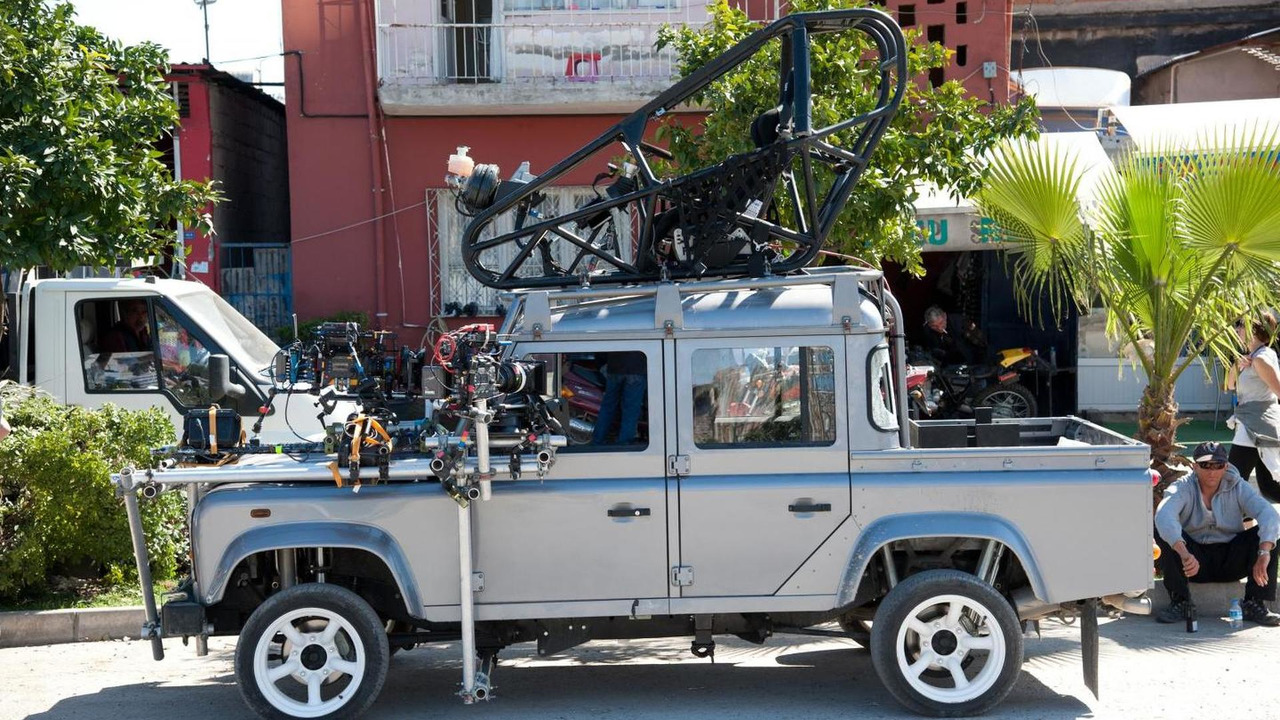 Double Cab Pick Up Land Rover Defender