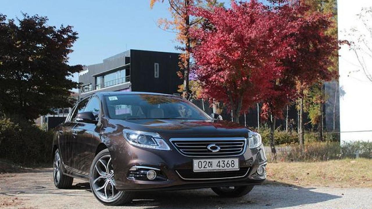 2013 Samsung SM5 Platinum | Motor1 com Photos