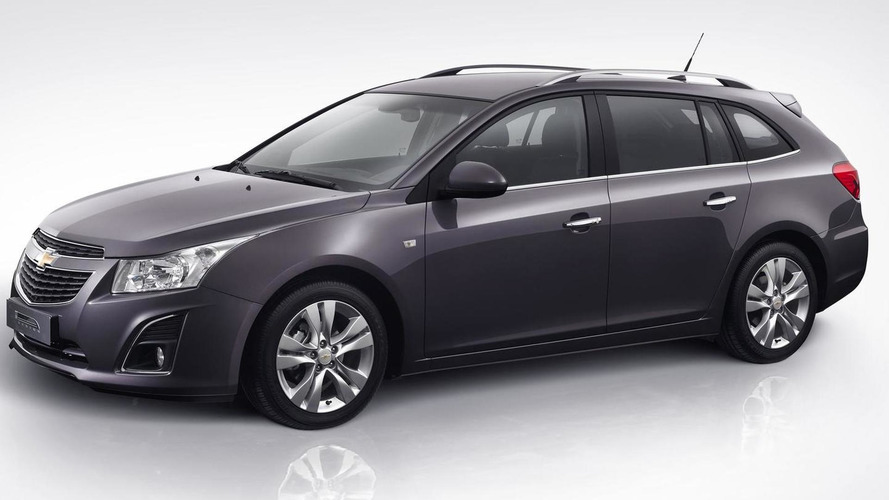 2015 Chevrolet Cruze to ride on a new global platform - report