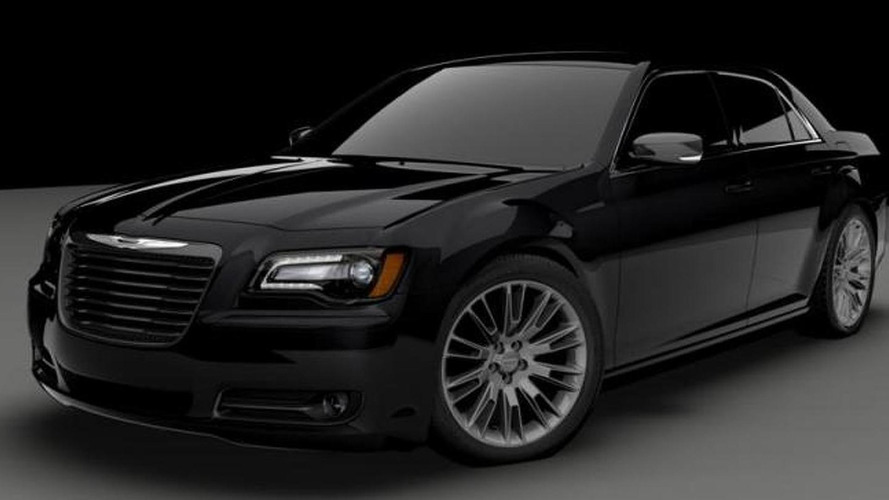 Chrysler creates one-off 300S for charity [video]