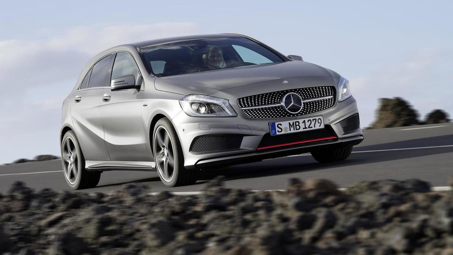 Mercedes-Benz adds third shift to A-Class factory to meet strong demand