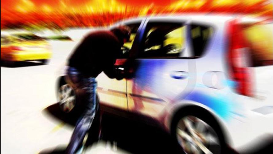 [Copertina] - RC Auto, solo 9 su 100 protette dai furti