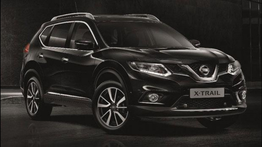 Nissan X-Trail Style Edition: è tutto di serie, compreso lo stile
