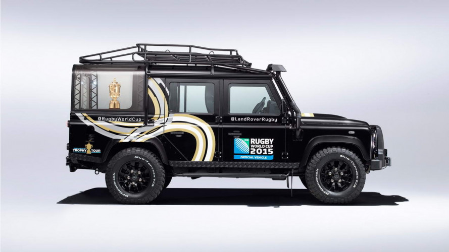 Land Rover Defender World Cup 2015, la Coppa è al sicuro
