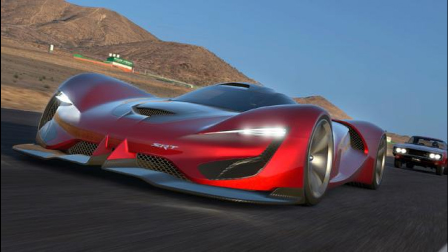 SRT Tomahawk Vision Gran Turismo, arma da combattimento