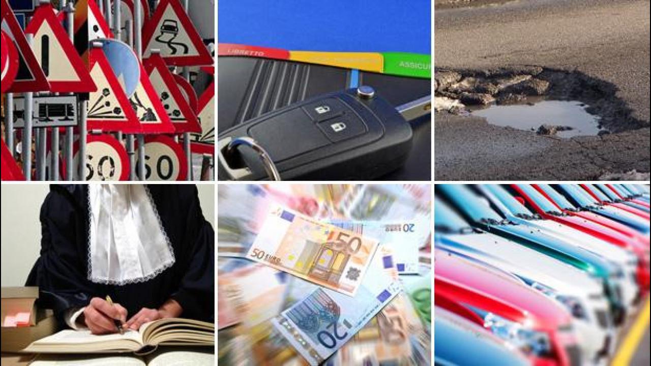 [Copertina] - Codice della Strada, anche le Amministrazioni locali non lo rispettano