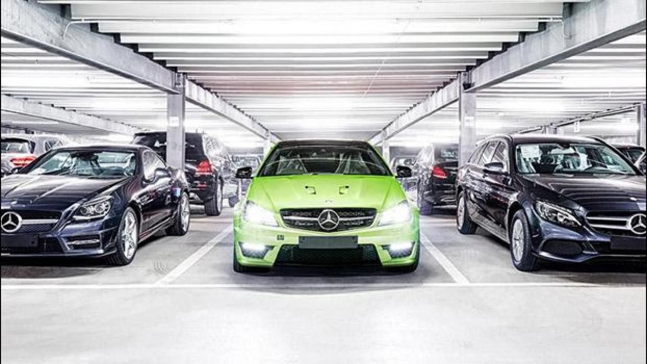 [Copertina] - Mercedes C 63 AMG, un addio da 10 esemplari