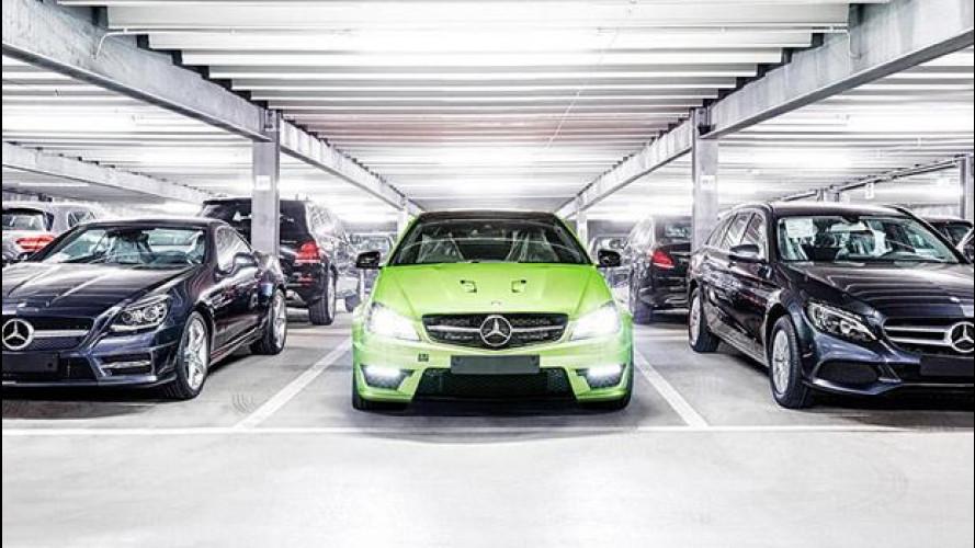 Mercedes C 63 AMG, un addio da 10 esemplari