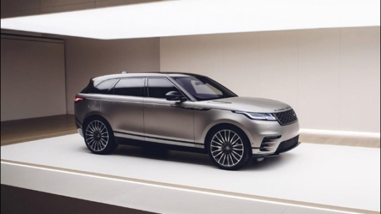 [Copertina] - Range Rover Velar, l'anteprima nazionale alla Milano design Week