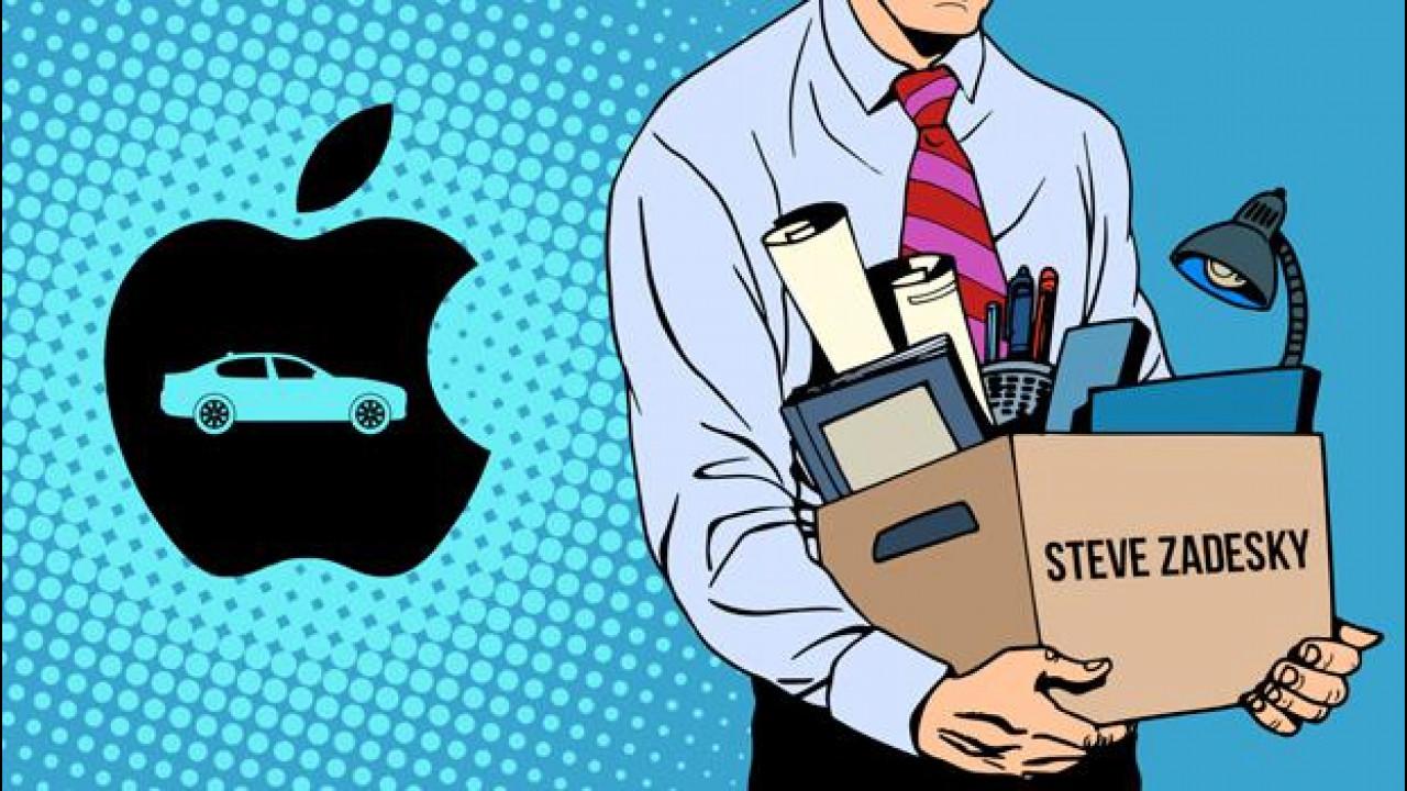 [Copertina] - Apple iCar, si dimette il responsabile del progetto Titan